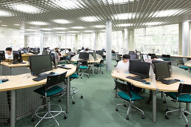 PC学習室